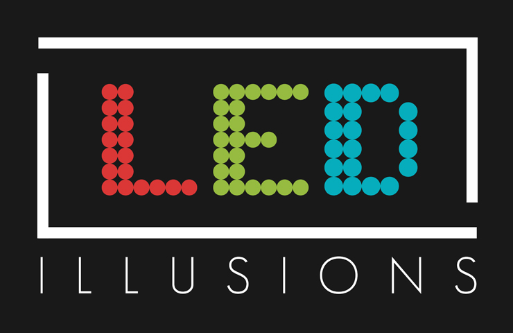 Logo for led illusions