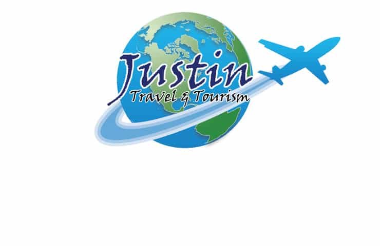Travel Logo design With Justin