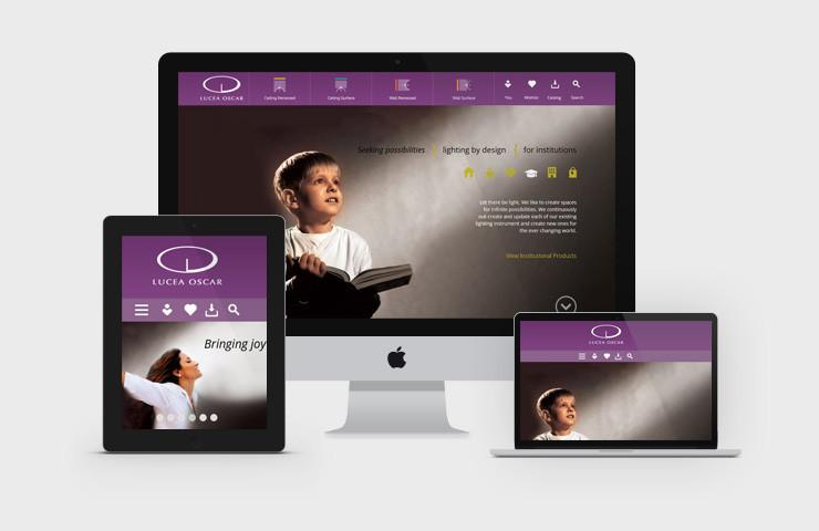 Lucea Oscar  eCommerce Website development