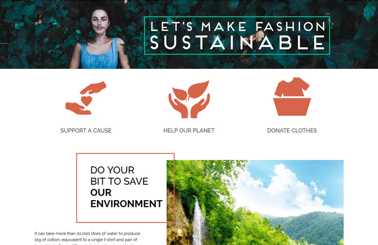 Sharewardrobe Website Development By Axis Web Art