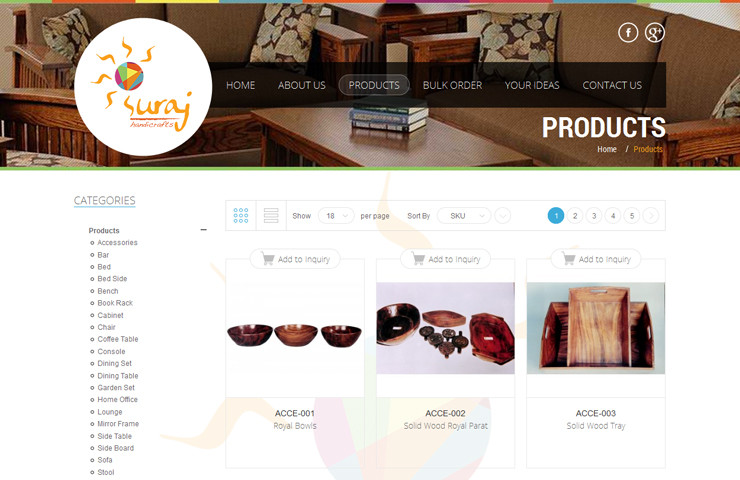 surajhandicrafts-listing
