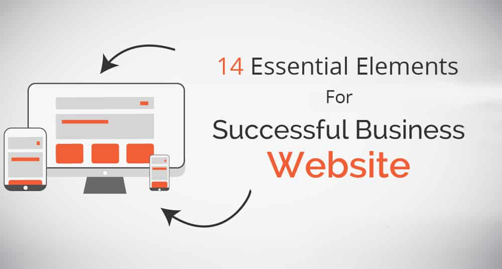 Elements of a Good Business Website