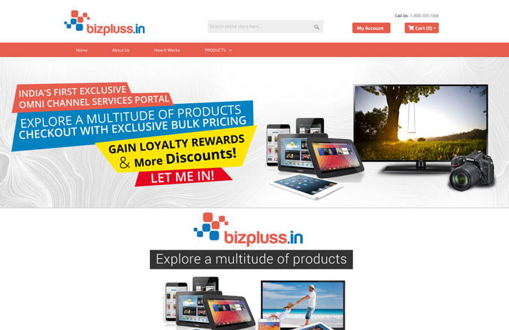 B2B eCommerce Website Development
