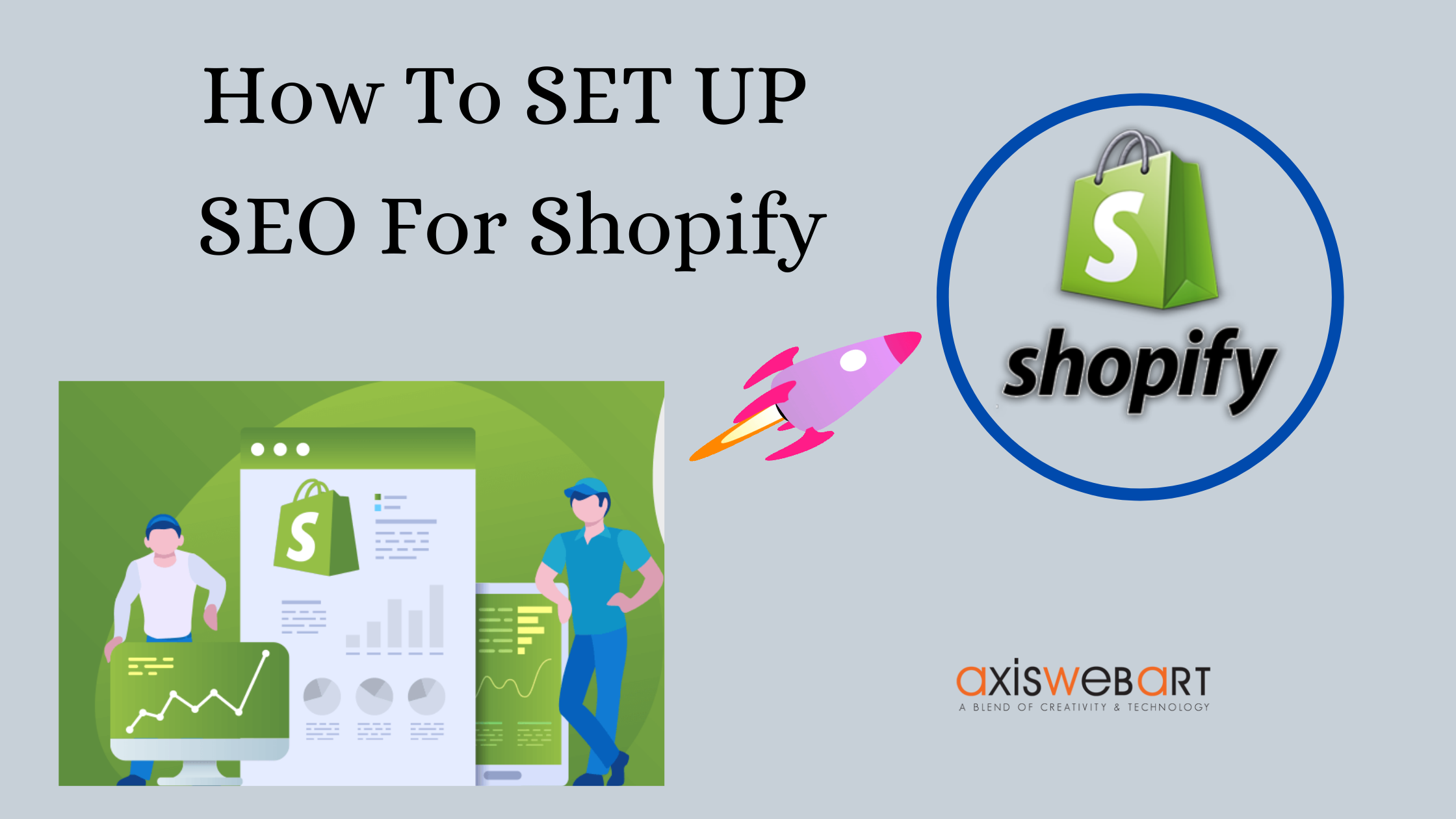 how to set up seo for shopify