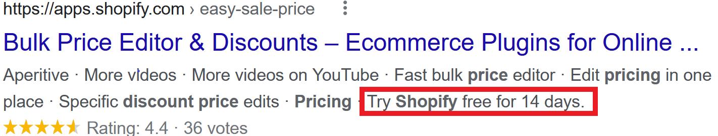 how to add shopify meta description