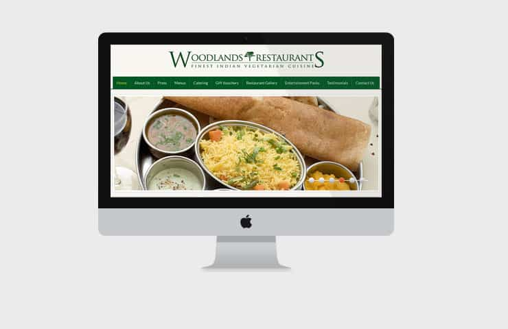 Restaurant Web Development In Joomla