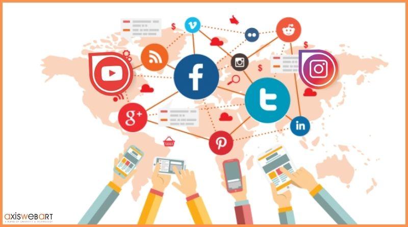 trending social media designs
